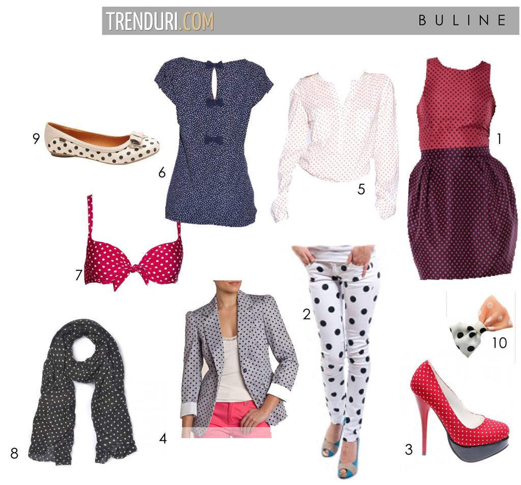 tinute cu buline - moda de primavara vara 2013