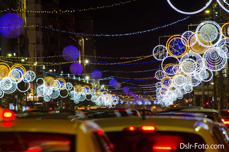 Lumini de Craciun - Bucuresti 2013 - foto