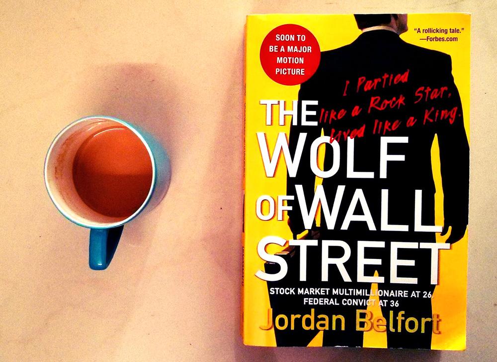 Lupul de pe Wall Street, de Jordan Belfort, cartea in limba engleza