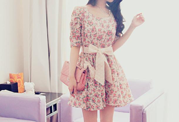 beauty-bow-dress-dress-cute-Favim.com-1144460